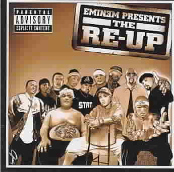 EMINEM PRESENTS THE RE-UP (CD) -