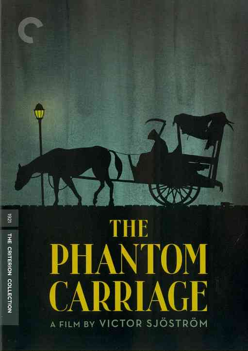 PHANTOM CARRIAGE BY SJOSTROM,VICTOR (DVD)