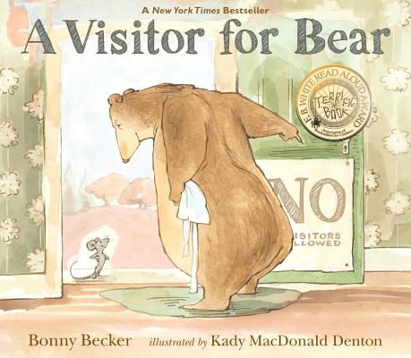 A Visitor for Bear By Becker, Bonny/ Denton, Kady MacDonald (ILT)